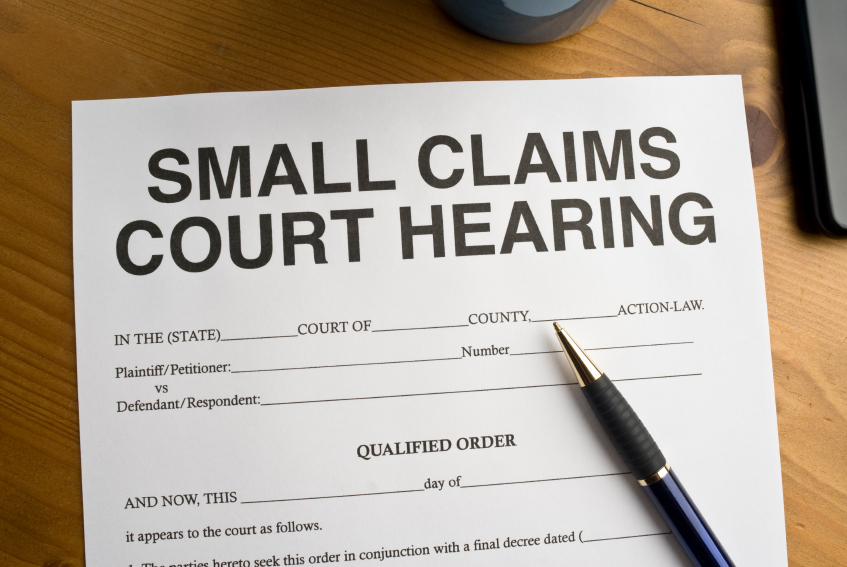 los angeles small claims court guide - los angeles process service (866) 754-0520